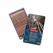 Derwent Metallic Colored Pencils Set of 12