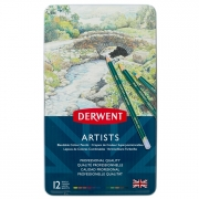 Derwent Artists Colored Pencils Set of 12