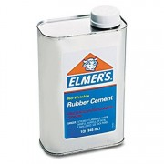 EL232 ELMERS RUBBER CEMENT 16OZ
