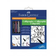 Faber Castell Getting Started Calligraphy Set