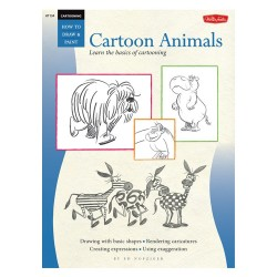 FOHT134 Animals (Cartooning)