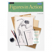 Drawing: Figures in Action Learn to Draw Step by Step by Andrew Loomis