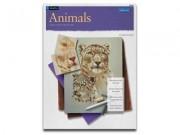 FOHT235 Animals in Pastel