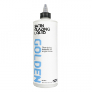 golden acrylic glazing liquid satin 16 ounces