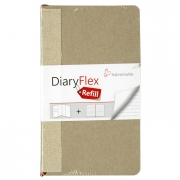 Hahnemuhle Diaryflex Notebook Refill Lined Pages