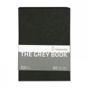"Hahnemühle ""The Grey Book"" sketchbook A5"