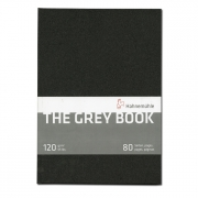 "Hahnemühle ""The Grey Book"" sketchbook A4"