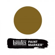 LQ4610530 Liquitex Paint Marker Wide Point Bronze Yellow