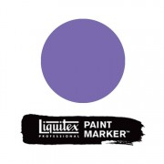 LQ4610590 Liquitex Paint Marker Wide Point Brilliant Purple