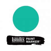 LQ4610660 Liquitex Paint Marker Wide Point Bright Aqua Green
