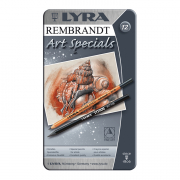 lyra rembrandt art special pencil set of 12 colored pencils
