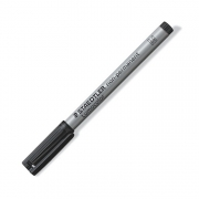 Staedtler Lumocolor Non-Permanent Marker .6mm Fine Point Black