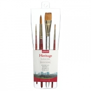 Princeton Heritage Professional 4 Brush Set