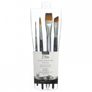 Princeton Elite Professional 4 Brush Set