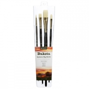 Princeton Dakota Professional 4 Brush Set