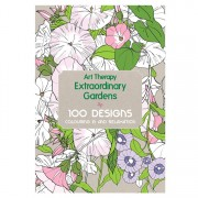 QU1910254066 Art Therapy: Extraordinary Gardens