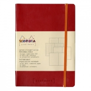 Rhodia Goalbook A5 Notebook Poppy