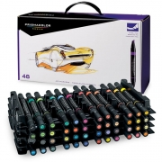 Prismacolor Premier Double Ended Art Markers Set of 48 Colors