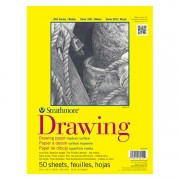 SM340-109 Strathmore 300 Drawing Pad 9x12