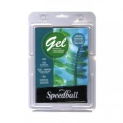 Speedball Gel Printing Plate 5 x 7