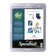 Speedball Gel Printing Plate 8 x 10