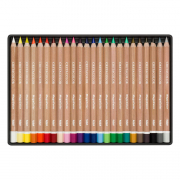 Cretacolor MegaColor Fine Art Colored Pencils Set of 24