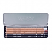 Cretacolor Basic Drawing Pocket Set of 6