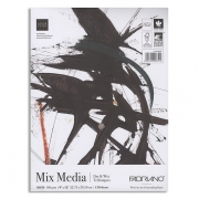 Fabriano Mega Mix Media Pad 9 x 12