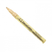 Decocolor Premium Metallic Leafing Marker Gold