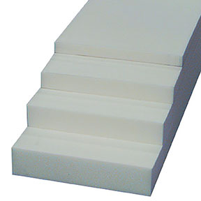 "FOABL4469CAC1 ""Blue Foam Firm 1"""" X 22"""" X 8"