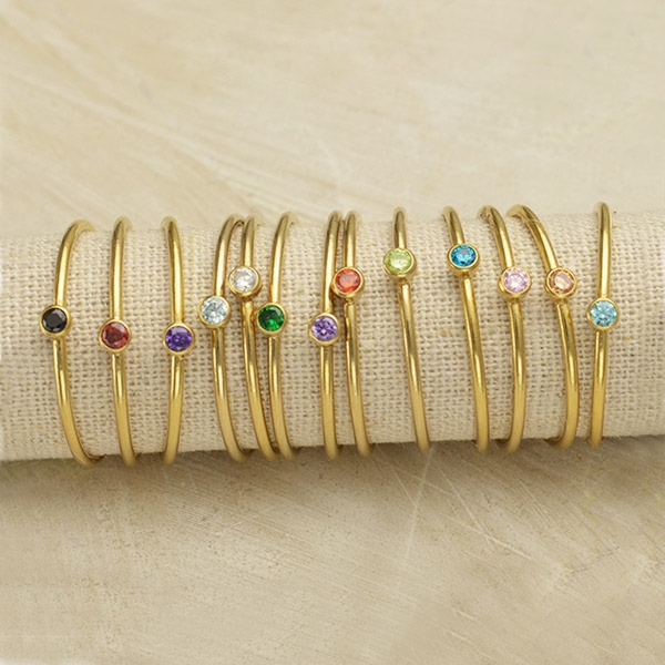 Gold Filled Birthstone Rings - Express Order Form