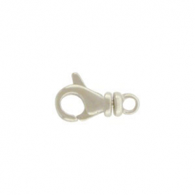 UC332   -SV-CLSP Sterling Silver Lobster Swivel Clasp -11mm