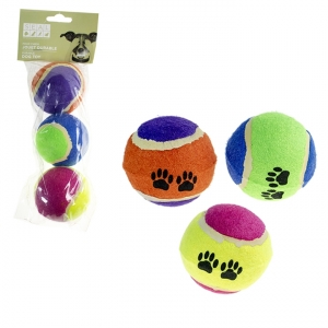 20224PPD SEAL - 3 PCS TENNIS BALL SET