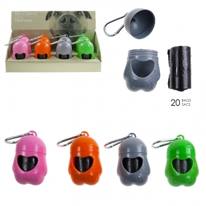 20393PPD SEAL - PET POO BAG DISPENSER (8PCS SET)