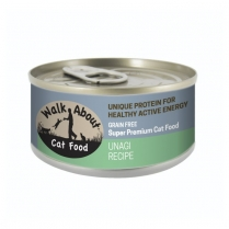 14587 Walk About Cat Unagi  24/100g