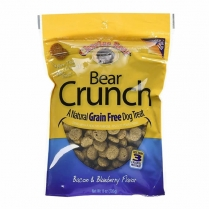 15661 Charlee Bear Grain Free Crunch Bacon & Blueberry 8oz