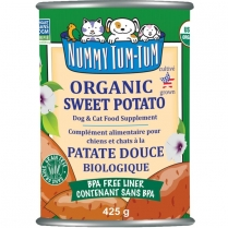 16502 Nummy Tum Tum Sweet Potato 12/425g