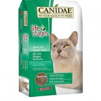 16811 CANIDAE All Life Stages Cat Chicken, Tky, Lamb & Fish 8lb