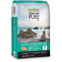 16846 CANIDAE PURE Sea Cat LID Salmon 2.5lb