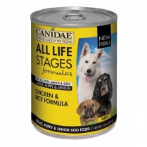 16911 CANIDAE All Life Stages Dog Chicken 12/13oz