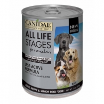 16913 CANIDAE All Life Stages Dog Less Active Formula 12/13oz