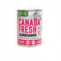 21747 Canada Fresh Dog SAP Salmon 12/369g