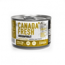21748 Canada Fresh Dog SAP Chicken 24/170g