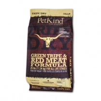 21791 PETKIND DOG Red Meat Formula  11.34kg