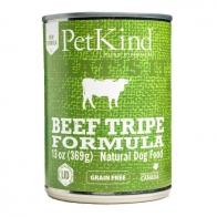 21830 PetKind Dog Beef Tripe 12/369g