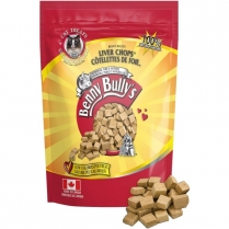 25750 Benny Bully's Cat Liver Chops Original 25g