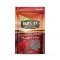 25831 UBITE RAW BITS Chicken Breast Cat Treats 90g