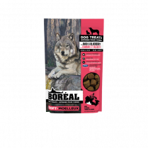 32202 BOREAL Dog Treat Duck & Blueberry 150g