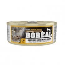 32209 BOREAL Cat Cobb Chicken & Chicken Liver 24/80g