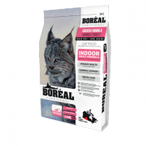 32225 BOREAL FUNCTIONAL Cat  Indoor Chicken Sample10/100g